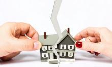 реальный раздел жилого дома